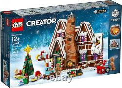 LEGO Creator Gingerbread House 10267 Building Kit 2020 New 1477 Pcs