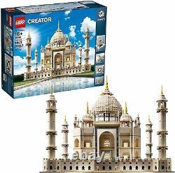 LEGO Creator Taj Mahal 10256 Building Kit and Architecture Model 5923 Pcs