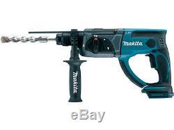 Makita DLX6017 18v LXT 6 Piece Cordless Combo Power Tool Kit 3 x 3.0Ah