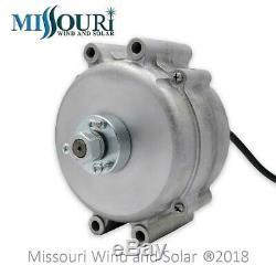 Missouri Freedom 12 Volt 1600 Watt 5 Blade Wind Turbine & Charge Controller Kit
