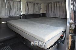 Multiflex board + Mattress topper for VW T5/T6 Caravelle/Multivan. Ultimate kit