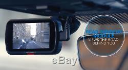 Nextbase 522GW Front Dash Cam and Rear Camera Bundle Kit