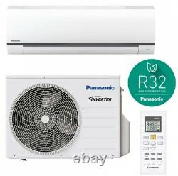Panasonic Air Conditioning 3.5kw Wall Mounted Heat Pump Domestic Air Con NEW