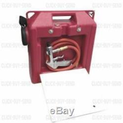 Portable 30 Lb Air Sandblaster Kit Air Sand Blaster Blasting Blaster Kit New