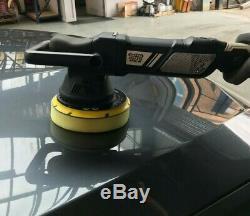 Professional Dual Action DA Car Polisher Buffer Sander Polishing Waxing Kit 240v