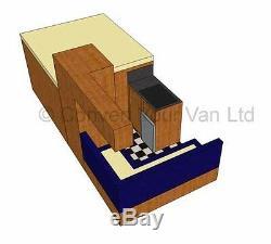 Race Van Interior Furniture Conversion Kit (universal)suit Sprinter, Transit Etc