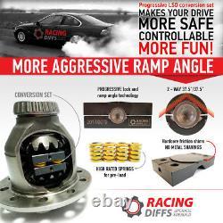 RacingDiffs LSD conversion kit (Fits BMW 188K) E46 E39 E38 E60 E53 E85 E83