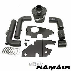 Ramair Cone Air Filter Intake Induction Kit for VW Golf GTI (mk5) 2.0 TFSI