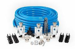 Rapid Air Maxline M7500 3/4 Compressed Air Line System Max Line Shop Piping Kit