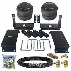 Rear Suspension Air Bag Over Load Tow Kit For 1994-2002 Dodge Ram 2500 Truck