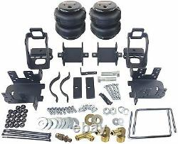 Rear Suspension Air Bag Towing Kit 1999 2004 Ford F250 2wd & 4wd Over Load