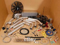 S10 Sonoma Chevy T3 2.2L HUGE TURBO KIT 4cyl 1995 1996 1997 1999 2000 2001 2002