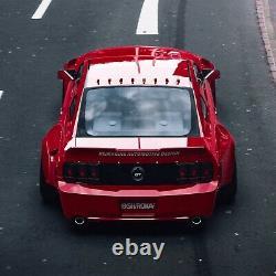 SHIROKAI Ford Mustang S197 (05-09) Widebody kit