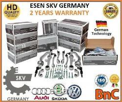 SUSPENSION CONTROL ARMS SET WISHBONES KIT Audi A4 B5 VW Passat A6 C5 SUPERB 8D