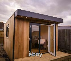 Self Build SIP high Insulated Garden Office DIY kit, Garden Room, Studio office