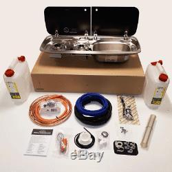Smev 9222r Sink & Hob Cold Installation Kit For Campervan Motorhome