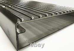 Stainless Steel DIY Brick Charcoal BBQ Grill Barbecue Kit 67cm x 40cm
