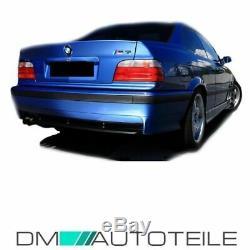 Stoßstange Bodykit Komplettpaket ABS +Zubehör für M-Paket M3 passt f. BMW 3er E36