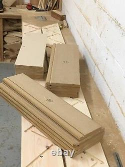 Straight Staircase Kit, Flatpack