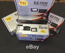 TCI 302820 EZ-TCU Electronic Transmission Controller for GM 4L60E 4L80E 4L85E