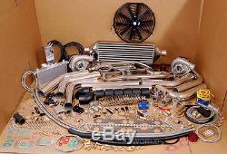Twin Turbo BBC Kit GMC GM CHEVY BIG BLOCK 427 454 396 502 572 900HP PACKAGE NEW