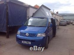 VW T4, T5, T6 Poptop Elevating Roof £1,100 fitted or £950 In Kit Form
