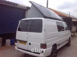 VW T4, T5, T6 Poptop Elevating Roof £1,200 fitted or £1,050 In Kit Form