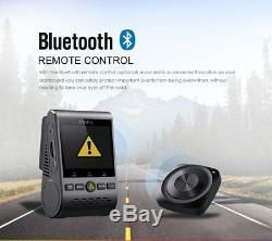 Viofo A129 Dual Lens Dash Camera Twin SONY Star Sensr 5GHz WIFI GPS+Hardwire kit