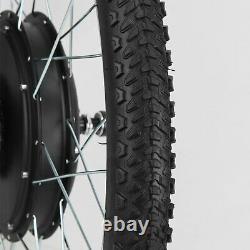 Voilamart 48V1000W Electric Bicycle Motor Conversion Kit E-Bike Front Wheel 26