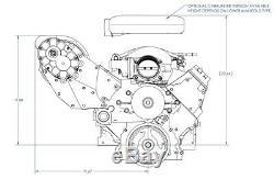 Vortech V-3 Si Supercharger Chevrolet LS-Swap Kit Truck FEAD EFI Chevy LS1 LS2