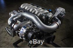 Vortech V-3 Si Supercharger LS-Swap EFI Kit Chevrolet C5/C6 Corvette FEAD LS2