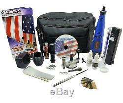 Windshield Repair Kit Auto Glass Repair System rock chip kit MINI + xtra uv lite