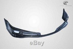 07-08 Acura Tl Type S En Fibre De Carbone Creations Pare-choc Avant Lèvres Body Kit! 115427