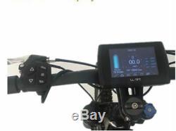 12000with72v Vélo Électrique Ebike Fat Tire Ou Régulier Des Pneus Kit De Conversion