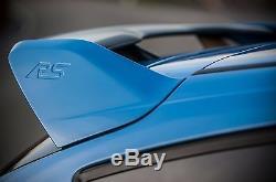 13-up Ford Focus Rs Hatchback Jdm Style Noir Arrière Toit Primer Aile Aileron