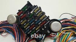1973-1982 Chevy Gmc Pickupc Pickup Truck Wire Harness Universal Wiring Kit 21 Circuit 18