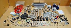 1994-2004 Pour Ford Mustang V6 3.8l T3/t4 Twin Turbocharger Turbo Kit Manifold