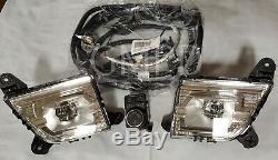 2019-2020 New Gen Silverado Lampe Antibrouillard Kit 84125494 Sans L'éclairage