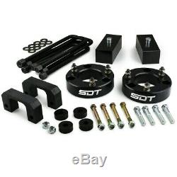 3.5 + 2 Lift Leveling Kit Complet 2007-2018 Chevy Gmc Sierra 1500 Silverado 4 Roues Motrices