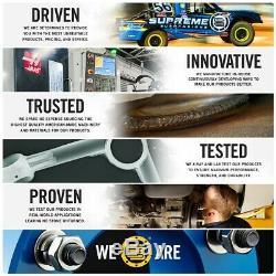 3 Lift Kit Complet + Compresseur De Ressort Outil Pour 2004-2020 Ford F150 4 Roues Motrices 2rm Noir