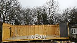 3 Lit Brisbane Bois Cadre Autoconstruction Maison Kit Loi Caravan Compliant