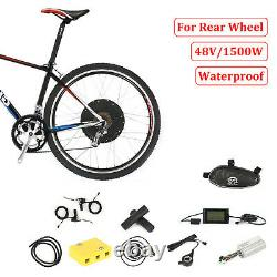 48v1500w Voilamart Vélo Électrique Arrière Kit De Conversion De Roue E-bike 26 Clying
