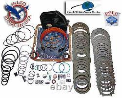 4l60e Kit De Reconstruction De La Transmission Heavy Duty Kit Master Stage 5 1993-1996