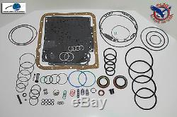 4l60e Rebuild Kit Heavy Duty Heg Ls Kit Stage 3 With3-4 Powerpack 1997-2003