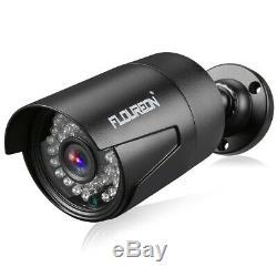 8ch 1080n 5 In 1 Dvr Sécurité Accueil 3000tvl Cctv Caméra Ip Système Kit + 1 To Hdd Uk