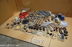 96-04 4.6 Kit 4 Turbo Turbocompresseur Trev Turbo 4vlve 1000 CV Mustang Ford Svt Gt
