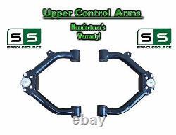 99 06 Chevy Silverado Sierra 1500 Bras Tubulaires Upper Control Pour 2 3 Touches