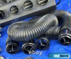 A/c Kit Universal Underdash Evaporator 404-0fbsl Chaleur Et Cool H/c Elec. Harcèlement
