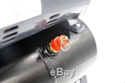 Airbrush Switzer À Double Action + Compresseur Avec Réservoir As186 Peinture Nail Tatoo