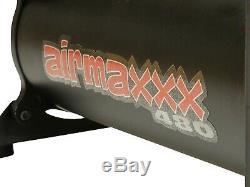 Airmaxxx 480 Double Noir Compresseurs 5 Sac Gallons À Suspension Pneumatique 200 Psi Kit